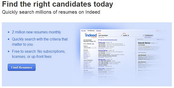LinkedIn vs  Monster com vs  Indeed: For Employers, Which